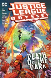 DC Comics's Justice League: Odyssey TPB # 2