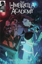 Dark Horse Comics's The Umbrella Academy: Hotel Oblivion Issue # 1ncc-c