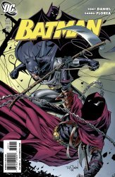 DC Comics's Batman Issue # 695