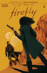 BOOM! Studios's Firefly Issue # 8