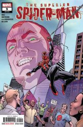 Marvel Comics's Superior Spider-Man Issue # 9
