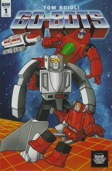 IDW Publishing's Go-Bots Issue # 1lcsd