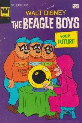 Gold Key's Beagle Boys Issue # 16whitman