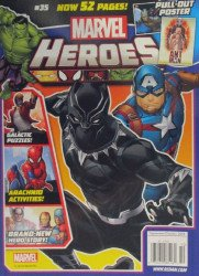 Redan's Marvel Heroes Issue # 35