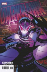 Marvel Comics's Darkhawk: Heart of The Hawk Issue # 1c