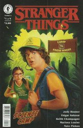 Dark Horse Comics's Stranger Things: Science Camp Issue # 1b