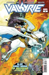 Marvel Comics's Valkyrie: Jane Foster Issue # 3