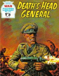 Fleetway (AP/IPC)'s War Picture Library Issue # 585