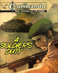 D.C. Thomson & Co.'s Commando: War Stories in Pictures Issue # 1430