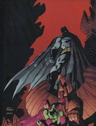 DC Comics's Absolute Dark Knight III: The Master Race Hard Cover # 1