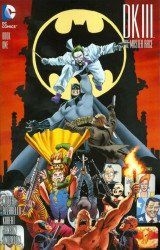 DC Comics's Dark Knight III: Master Race Issue # 1lone star