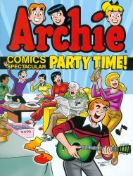 Archie's Archie Comics Spectacular: Party Time TPB # 1