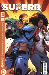 Lion Forge Comics's Catalyst Prime: Superb Issue # 2