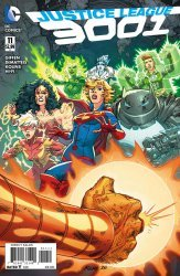 DC Comics's Justice League 3001 Issue # 11