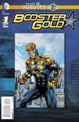 DC Comics's Booster Gold: Futures End Issue # 1