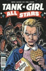 Titan Comics's Tank Girl: All Stars Issue # 1c