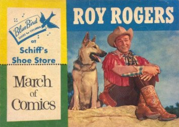 Western Printing Co.'s March of Comics Issue # 146f