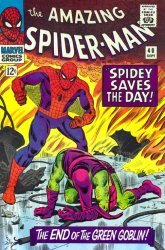 Marvel Comics's The Amazing Spider-Man Issue # 40