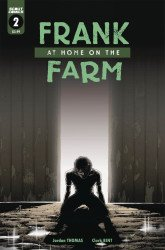 Scout Comics's Frank at Home on the Farm Issue # 2