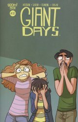 BOOM! Studios's Giant Days Issue # 33