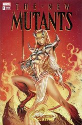 Marvel Comics's New Mutants: Dead Souls Issue # 1jsc-d