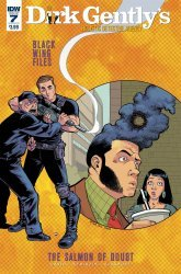 IDW Publishing's Dirk Gently's Holistic Detective Agency - Salmon of Doubt Issue # 7
