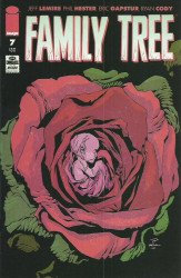 Image Comics's Family Tree Issue # 7
