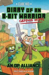 Andrews McMeel Publishing's Diary of an 8-Bit Warrior TPB # 1