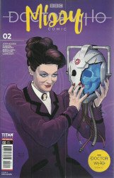 Titan Comics's Doctor Who: Missy Issue # 2