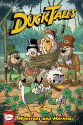 IDW Publishing's DuckTales TPB # 5