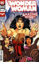 DC Comics's Wonder Woman Issue # 74