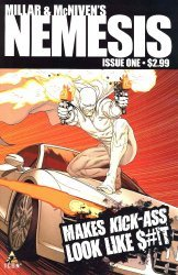 Icon's Millar & McNiven's Nemesis Issue # 1