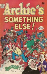 NEW Barbour Christian Comics's Archie's Something Else Issue # 1