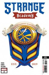 Marvel Comics's Strange Academy Issue # 2-2nd print