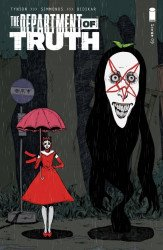 Image Comics's Department of Truth Issue # 9c