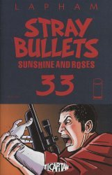 Image Comics's Stray Bullets: Sunshine and Roses Issue # 33