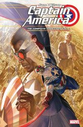 Marvel Comics's Captain America: Sam Wilson - Complete Collection TPB # 1
