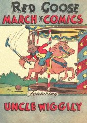 Western Printing Co.'s March of Comics Issue # 19d