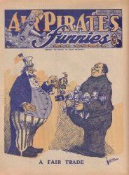Air Pirates Collective's Air Pirates Funnies: All Comix Issue nn