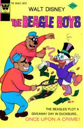Gold Key's Beagle Boys Issue # 26whitman
