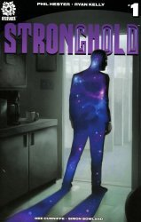 After-Shock Comics's Stronghold Issue # 1b