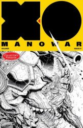 Valiant Entertainment's X-O Manowar Issue # 1collector-b