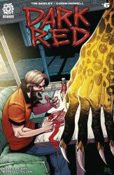 After-Shock Comics's Dark Red Issue # 6b