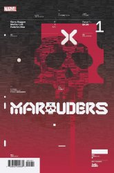 Marvel Comics's Marauders Issue # 1c
