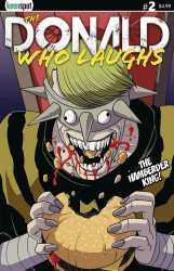 Keenspot Entertainment's Donald Who Laughs Issue # 2b