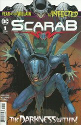 DC Comics's The Infected Scarab Issue # 1
