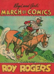 Western Printing Co.'s March of Comics Issue # 73