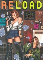 Heavy Metal's Reload: A Collection of Heavy Metal Galleries TPB # 1
