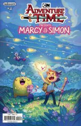 KaBOOM!'s Adventure Time: Marcy & Simon Issue # 4c