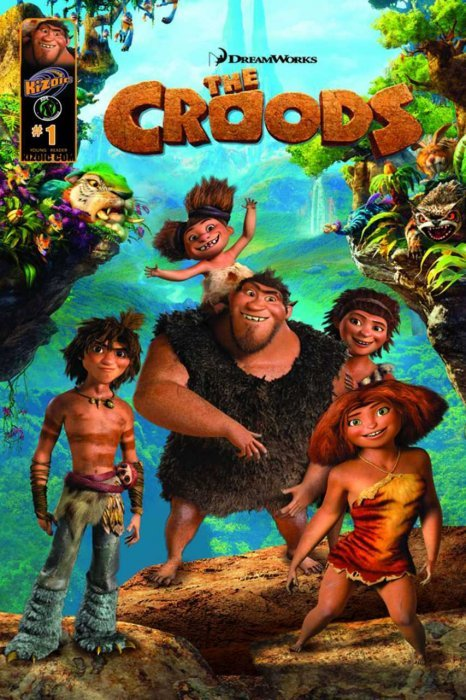 The Croods Toys R Us : The croods when grug met ugga soft cover ape